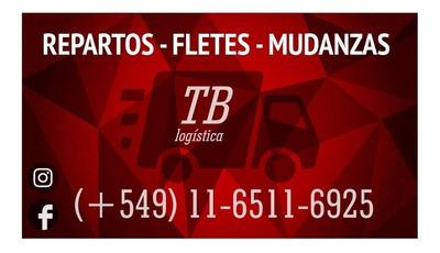 Fletes - Traslados - Repartos - Comisionista - Mudanzas