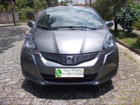 Honda Fit Cx 2014 Completo