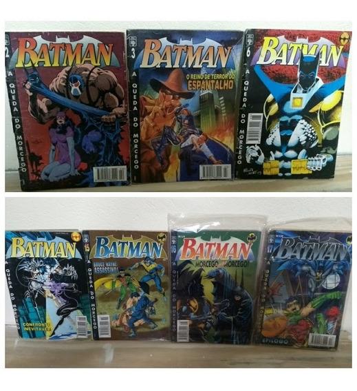 Formatinhos Editora Abril - Batman - A Queda Do Morcego