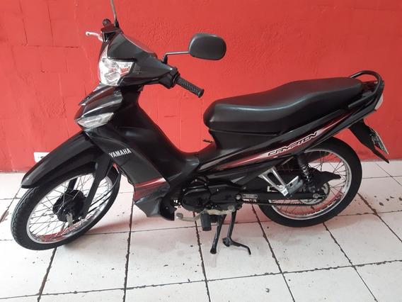 Yamaha T115 Crypton K 2015 Preta