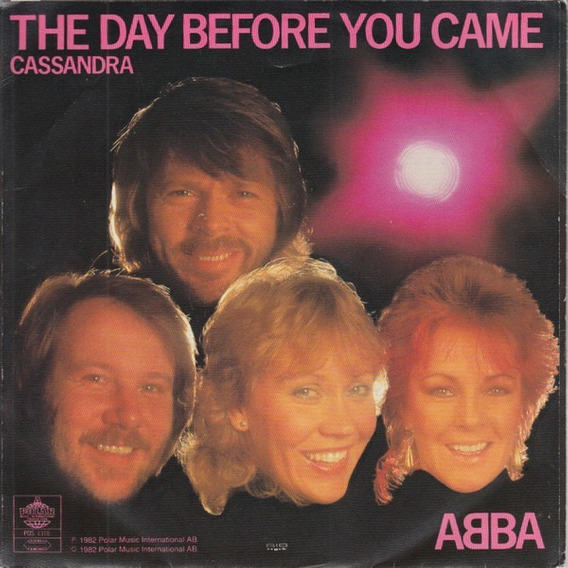 Abba - The Day Before You Came - Simple Vinilo Abba