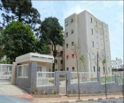 Apartamento Residencial À Venda, Itaim Paulista, São Paulo. - Ap3456