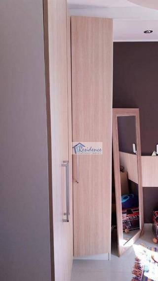 Apartamento Com 2 Dormitórios À Venda, 55 M² Por R$ 195.000 - Jardim Alice - Indaiatuba/sp - Ap0265