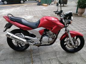 Yamaha Fazer 250 Vermelha Gasolina - Apenas Venda
