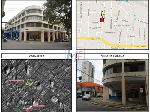 Imagem 1 de 1 de Ref 7125 - Prédio Comercial De Esquina São Caetano Do Sul Centro Com 3.283 M2 - 7125