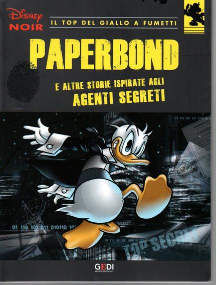 Disney Noir Italiano 5 - Gedi 05 - Bonellihq Cx381 I18