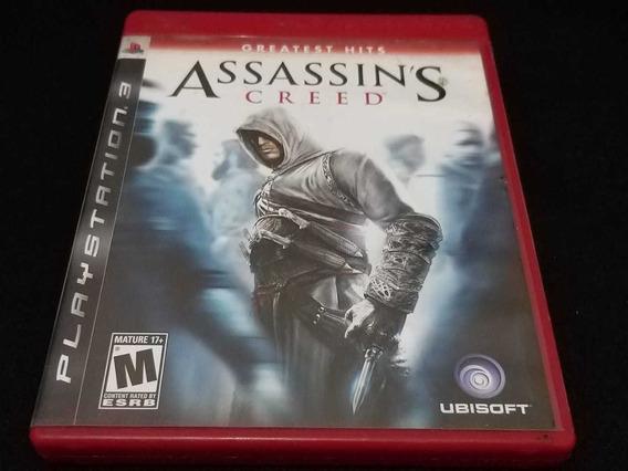 Assassins Creed Playstation 3 Ps3 Orginal Mídia Fisica