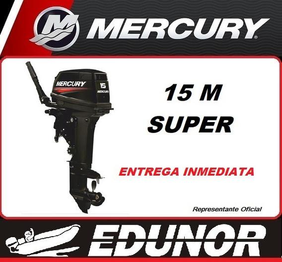 Mercury 15 Super - Edunor