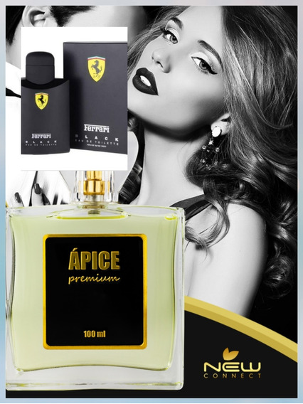 Perfume Ápice, Essência Ferrari Black