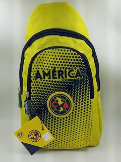 Mochila Pechera De Equipo America Original