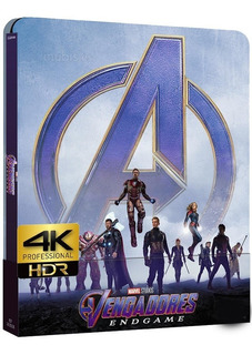 Pelicula Avengers Endgame 4k Uhd Entrega Inmediata Digital