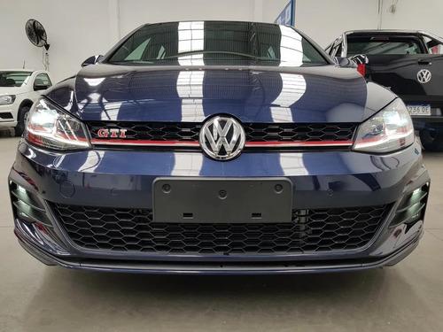 Imagen 1 de 15 de Volkswagen Gti Cuero Dsg 0km Entrega Inmediata Dcolores