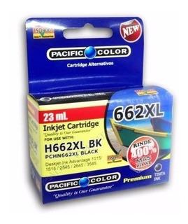 Pack Hp 662 Xl Alternativos Valparaiso