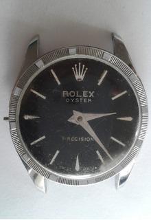 Rolex Oyster Precision - 44 X 37 Mm - A Cuerda Funcionando