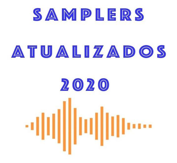 Sample Packs - Techno Fev 2019 (packs Atuais) Envio Imediato