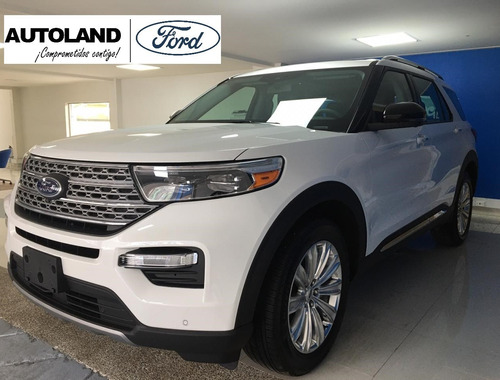 Ford Explorer Limited 4x4 - 2021