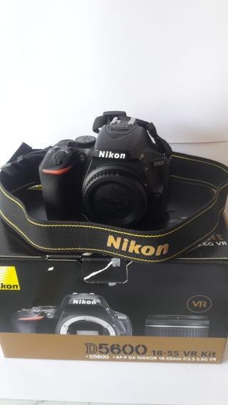Camera Nikon D5600- Para Uso Das Peças