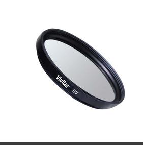 Filtro Uv Vivitar 58mm