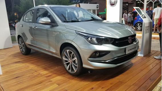 Fiat Cronos 0km Gnc Retira $26.200 + Cuotas Tasa Fija 0% A-