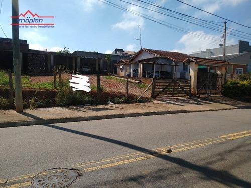 Terreno À Venda, 660 M² Por R$ 483.000,00 - Jardim Das Cerejeiras - Atibaia/sp - Te1779