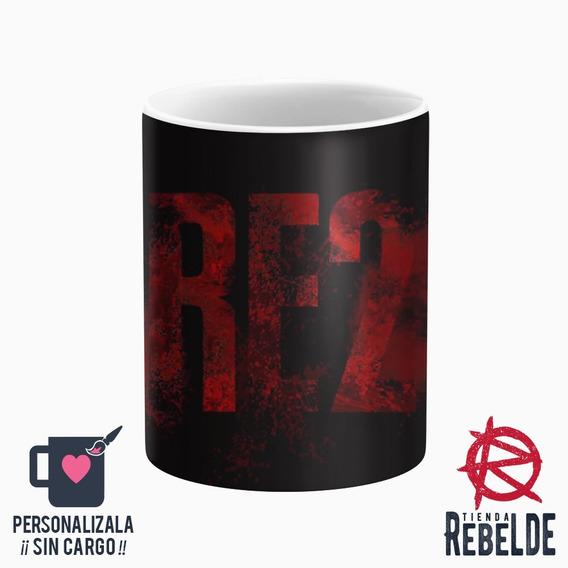 Taza Plastica - Resident Evil 2 Re2