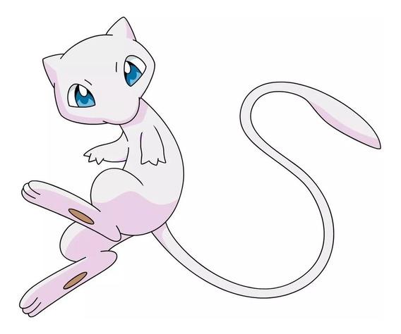 Pokemon Mew Evento Oras Xy Sun Moon 6ivs