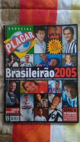 Revista Placar Guia Do Brasileirão 2005