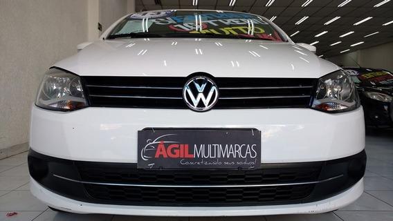 Volkswagen Spacefox 1.6 Trend Único Dono 2013 Branco