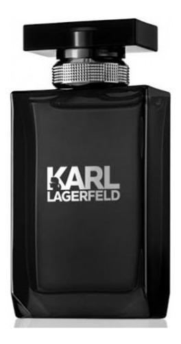 Perfume Karl Lagerfeld Pour Homme 100 Ml - Sem Caixa - Original