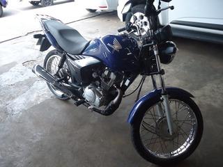Honda Cg Fan Es 125 ( Partida Elétrica )