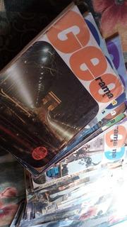 Colección Completa Revistas Geo Rama 60 Tomos !