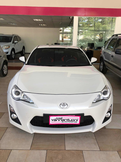 Toyota 86 2.0 Ft Mt 2014
