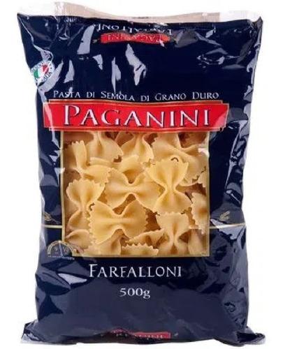 Imagem 1 de 1 de Macarrão Italiano Farfaloni Paganini 500g