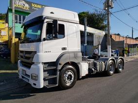 Mb Axor 2644 6x4 Traçado Aut E Ar Ñ Volvo Fh 460 480 R440
