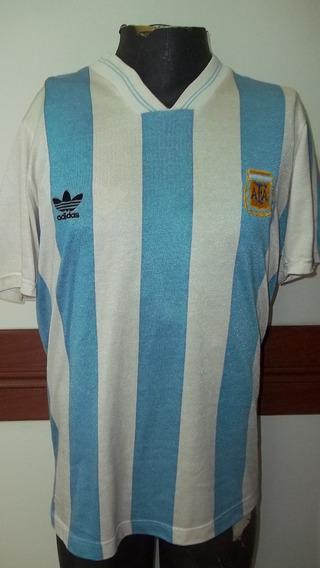 Camiseta De La Selección Argentina Temporada 1991 Talle 4