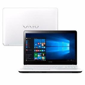 Notebook Vaio Fit 15 Com Intel Core I5-5200