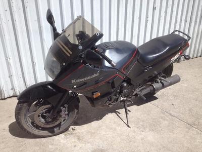 Kawasaki Ninja Zx-750 1987 Negra V/c