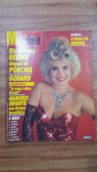 Revista Manchete N° 1768 Ano 1986 * Frete Grátis*