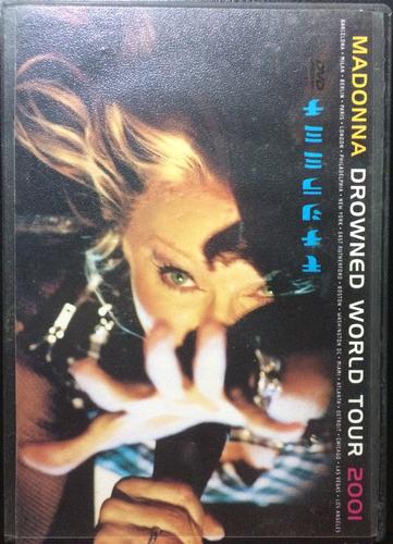 Madonna Drowned World Tour 2001. Dvd.original