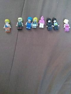 Paquete Lego Dragon Ball 8 Personajes
