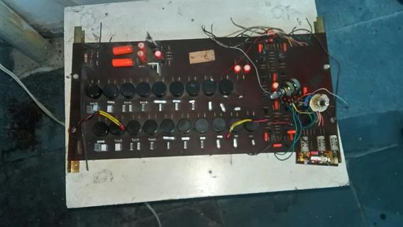 Placa Do Equalizador Micrologic M22