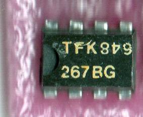 Ci - U267 Bg - Dip-8 - Bargraph Cygnus Original Telefunken