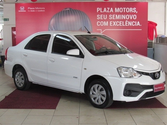 Etios 1.5 X Sedan 16v Flex 4p Automático 30216km