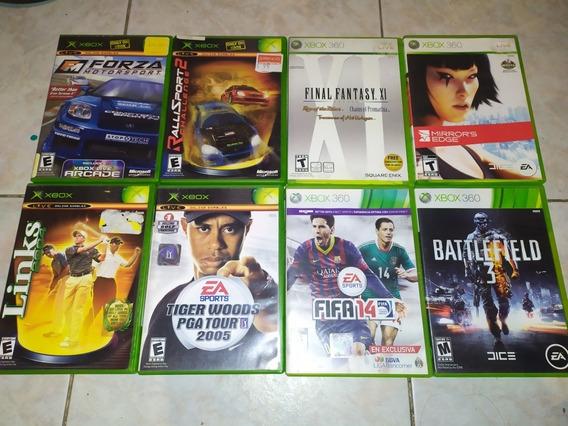 Juegos De X Box Y X Box 360 150 Pesos Cada Uno Forza Final