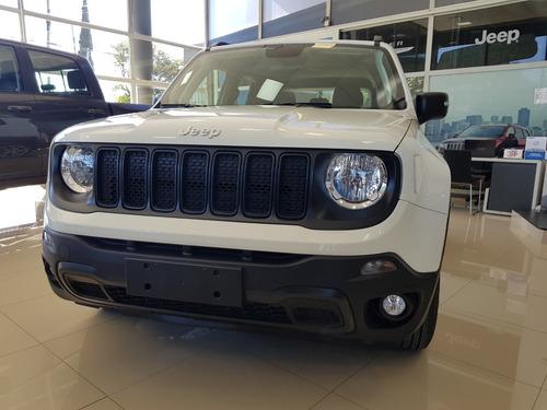 Jeep Renegade Sport Mt5 Blanca 5 Puertas Stock Fisico
