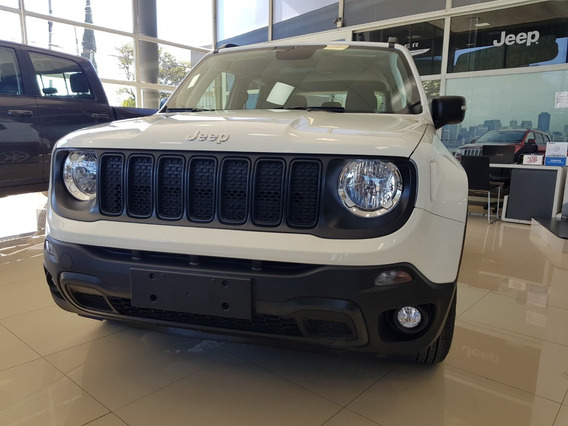 Jeep Renegade Sport Mt/5 Blanca 2019