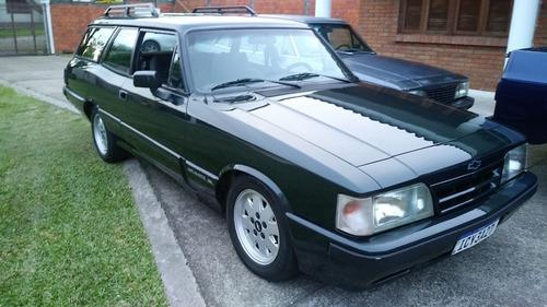 Opala Caravan Diplomata Se 1991 91  Turbo