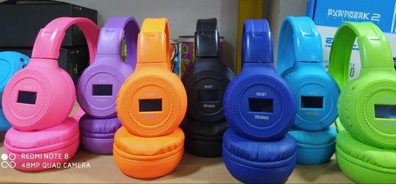 Audifonos Sony Inalambrico Mp3/ Micro Sd/fm Bluetooth