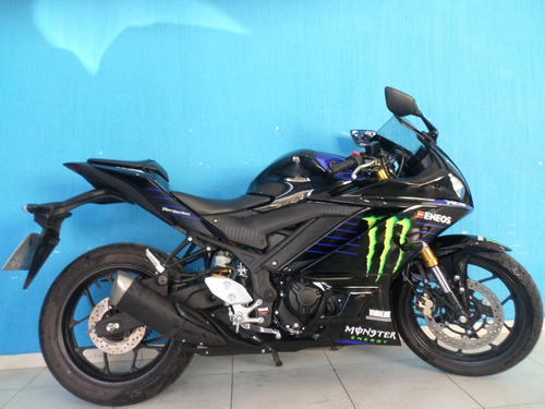 Imagem 1 de 12 de Yamaha R3 Monster