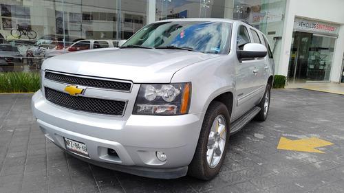 Imagen 1 de 7 de Chevrolet Tahoe 2013 5.3 V8 Lt Piel At